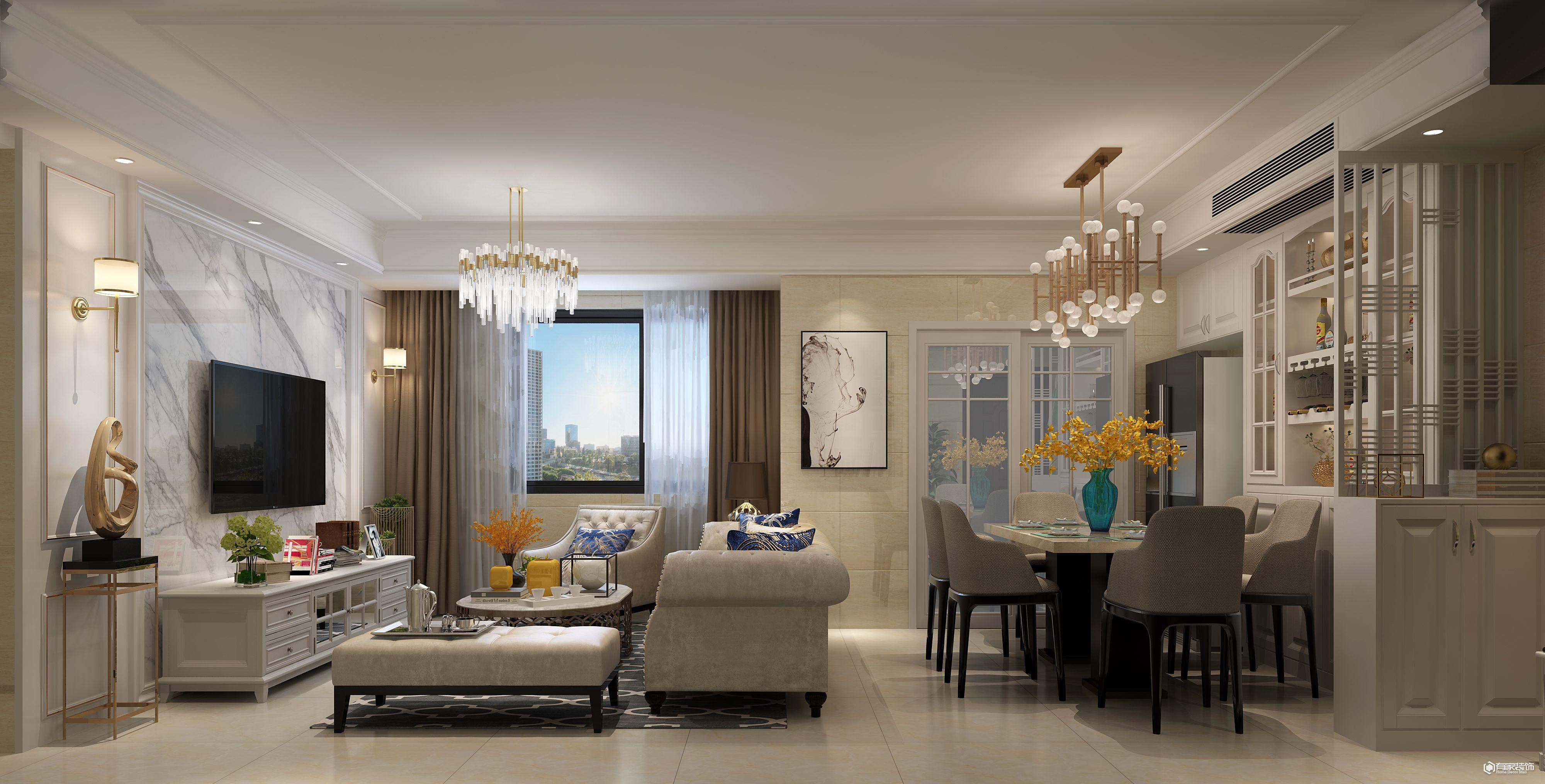 欧式卧室装修样板房 多种多样的装修方法